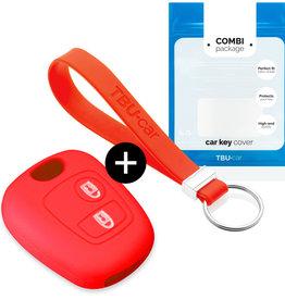 Toyota Schlüssel Hülle - Rot