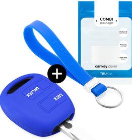 TBU·CAR Toyota Car key cover - Blue