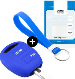 Toyota Schlüsselhülle - Blau