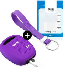 Toyota Schlüsselhülle - Violett