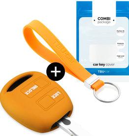 TBU·CAR Toyota Car key cover - Orange