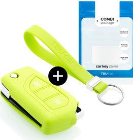 Toyota Schlüsselhülle - Lindgrün