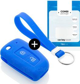 Nissan Schlüssel Hülle - Blau