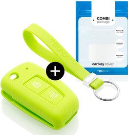 Nissan Car key cover - Lime