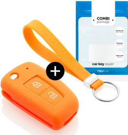 TBU·CAR Nissan Schlüsselhülle - Orange