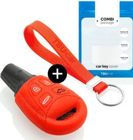 Saab Schlüssel Hülle - Rot