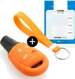 Saab KeyCover - Naranja