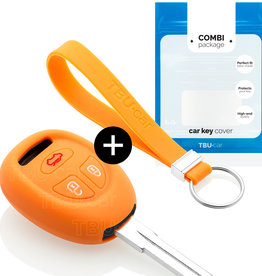 Saab Schlüssel Hülle - Orange