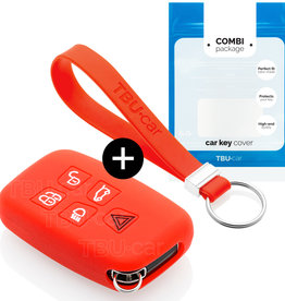 TBU car Range Rover Schlüsselhülle - Rot