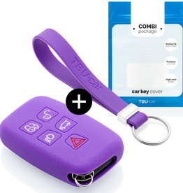 Range Rover Schlüsselhülle - Violett