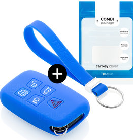 Range Rover Schlüsselhülle - Blau