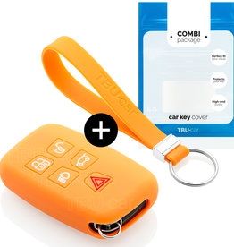 Range Rover Schlüsselhülle - Orange