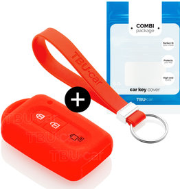 Nissan KeyCover - Rojo