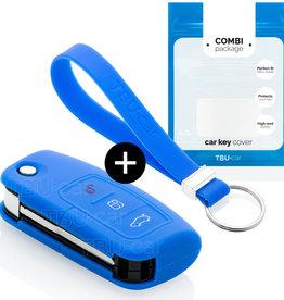 TBU·CAR Ford Schlüsselhülle - Blau