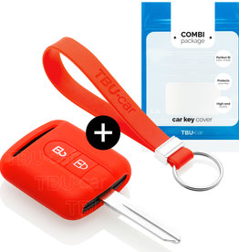 Nissan Car key cover - Red