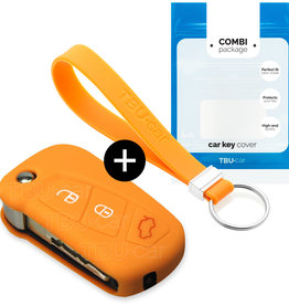 Ford Car key cover - Orange