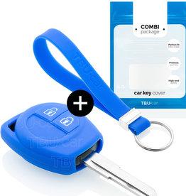 Nissan Car key cover - Blue