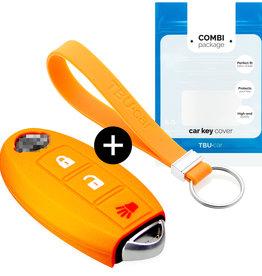 Nissan Schlüsselhülle - Orange