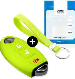 Nissan KeyCover - Verde lima