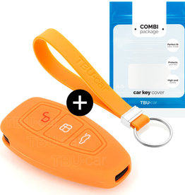 Ford Car key cover - Orange