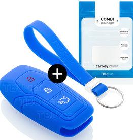 Ford Schlüssel Hülle - Blau