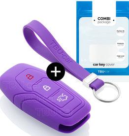Ford Schlüsselhülle - Violett