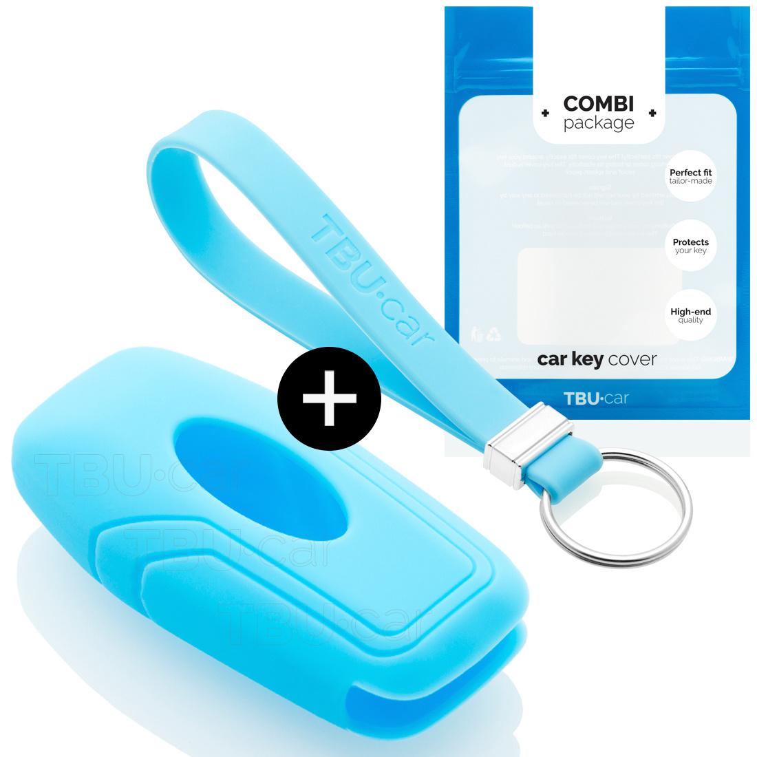 Ford Schlüssel Hülle - Hellblau