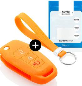 Ford Schlüsselhülle - Orange
