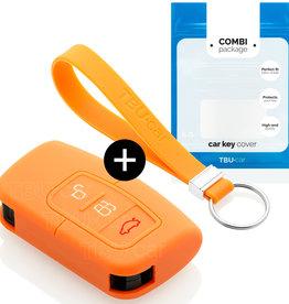 Ford Schlüssel Hülle - Orange