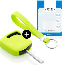 Ford Car key cover - Lime