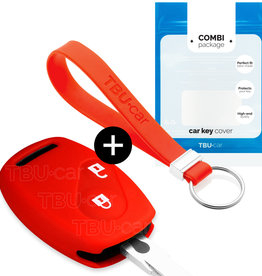 Honda Schlüssel Hülle - Rot