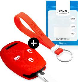 Honda Car key cover - Red