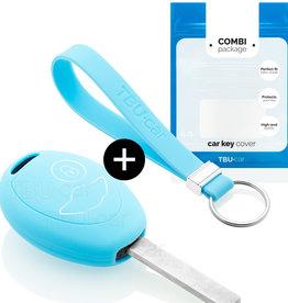 Mini Schlüssel Hülle - Hellblau