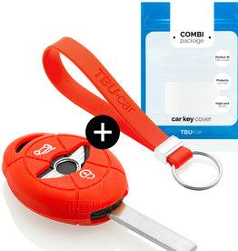 Mini Schlüsselhülle - Rot