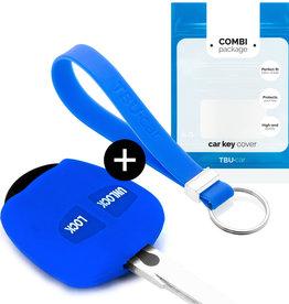 Mitsubishi KeyCover - Azul