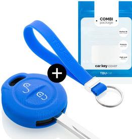 Mitsubishi Schlüssel Hülle - Blau - Copy