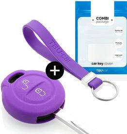 Mitsubishi Schlüssel Hülle - Violett