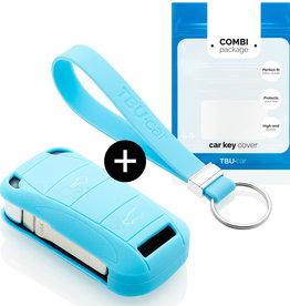 Porsche KeyCover - Azul claro