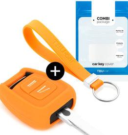 Opel Car key cover - Orange