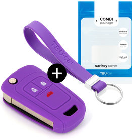 Opel Car key cover - Purple