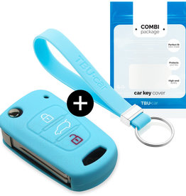 Hyundai KeyCover - Azul claro