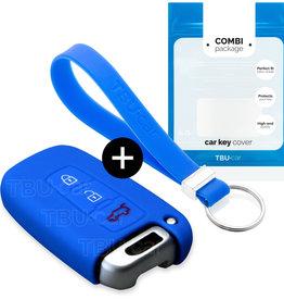 Hyundai Schlüssel Hülle - Blau