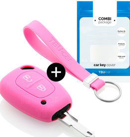 Vauxhall Car key cover - Pink