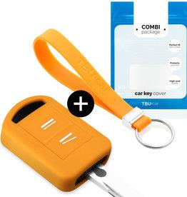 Vauxhall Schlüssel Hülle - Orange
