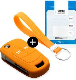 Vauxhall Car key cover - Orange