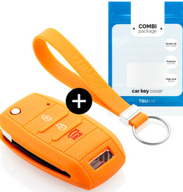 Hyundai Schlüssel Hülle - Orange
