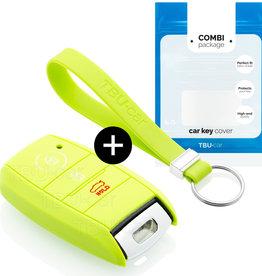 Hyundai Car key cover - Lime
