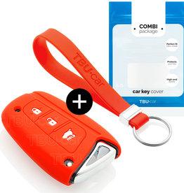 Hyundai Schlüsselhülle - Rot
