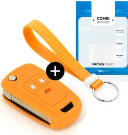 Vauxhall Schlüsselhülle - Orange