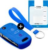 Kia Car key cover - Azul